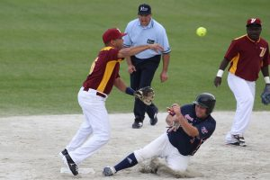 Day 3 at the 13th ISF Men's Softball World Championship