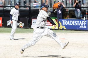 Day 1 at the 13th ISF Men's Softball World Championship