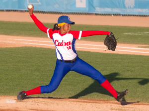 Women's baseball makes historic debut at Pan Am Games, marks growth of game