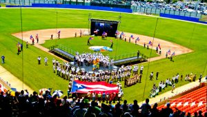 Baseball at Central American & Caribbean Games on 2014 calendar