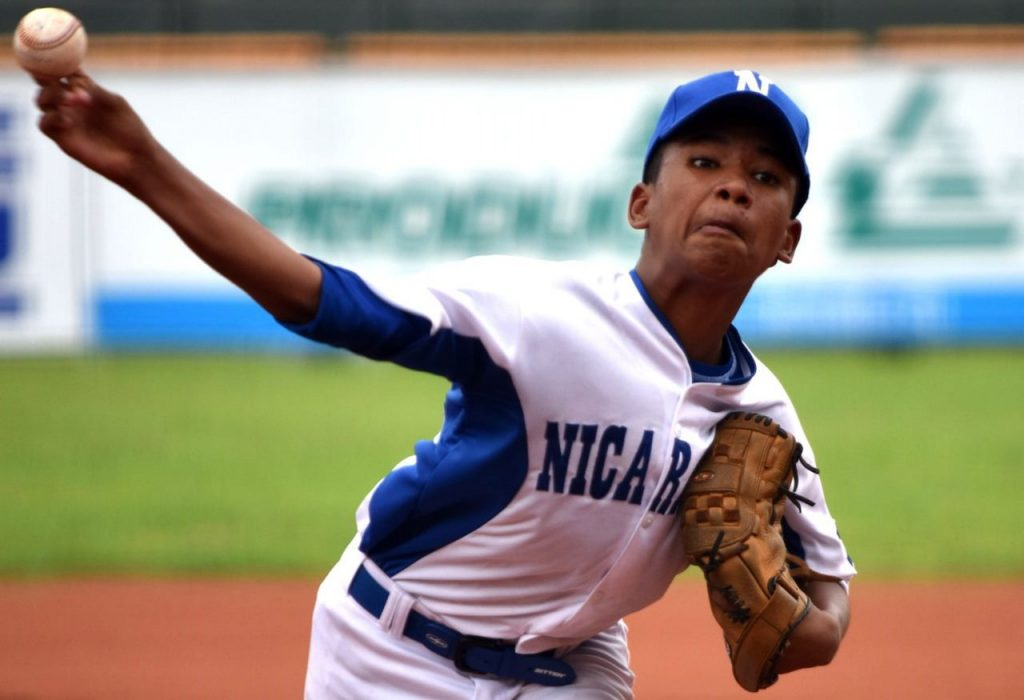 Nicaragua great baseball weekend: new stadium and Pan Am U-12 Championship open