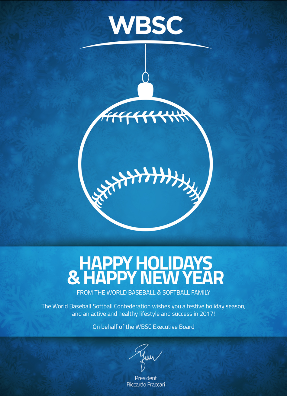 2016 WBSC Holiday Card