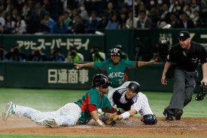 Men's Pro National Teams: No. 8 Mexico defeats No. 1 Japan to open int'l baseball friendlies in Tokyo