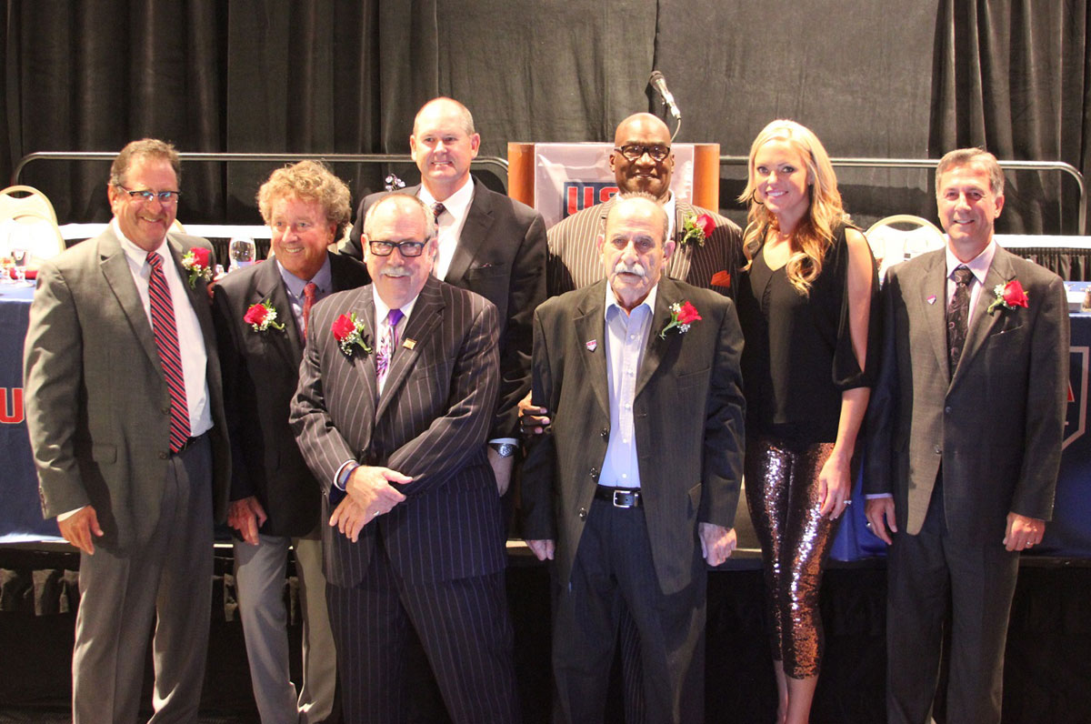 Eight softball legends enshrined into USA National Softball Hall of Fame at 36th Annual Hall of Fame Induction Ceremony