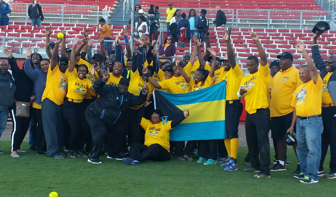 Bahamas wins 2016 WBSC Co-Ed Slow Pitch World Cup