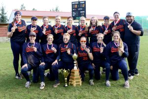 Czech Republic crowns Softball National Champions in three divisions