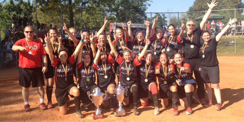 Mannheim Tornados win 2016 German Softball National Championship