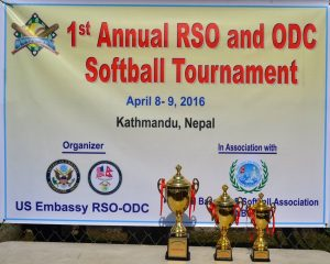Nepal holds 1st RSO and ODC Softball Tournament