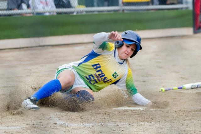 2016 Women's Softball World Championship Day 3 Game Summary