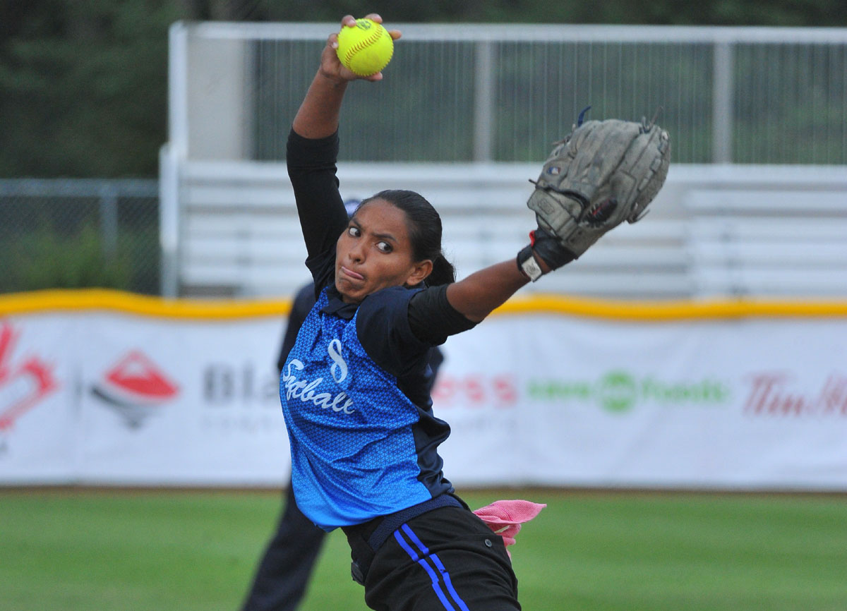 2016 Women's Softball World Championship Day 6 Game Summary