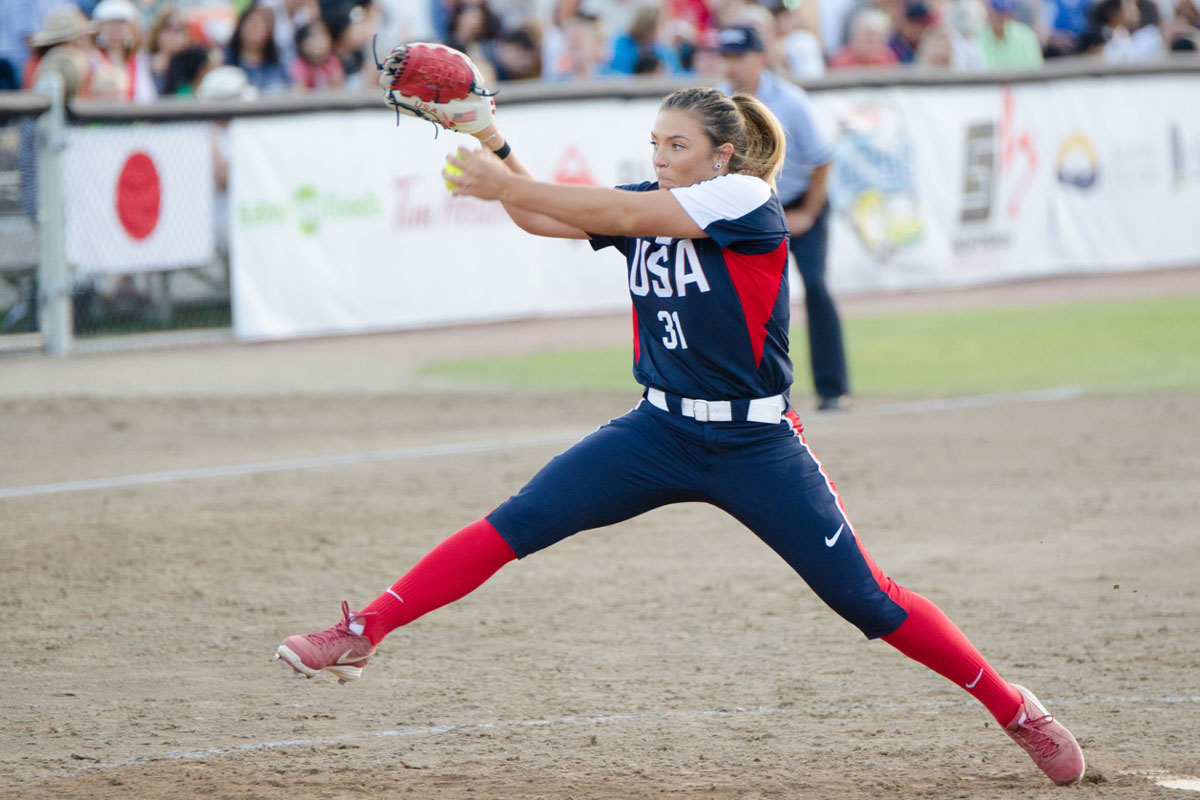No. 2 USA adds Olympians to Women's Softball National Team coaching staffs