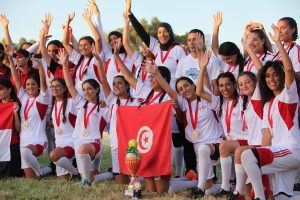 Tunisia hosts inaugural Arabic Women's Softball Championship