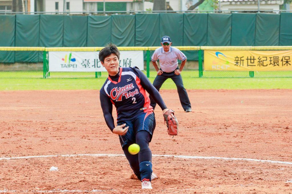 Japón y China Taipéi avanzan a los playoffs en el Campeonato Asiático Softbol Femenino Taichung 2017