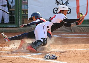 Three remain undefeated at Women's Softball Asian Championship
