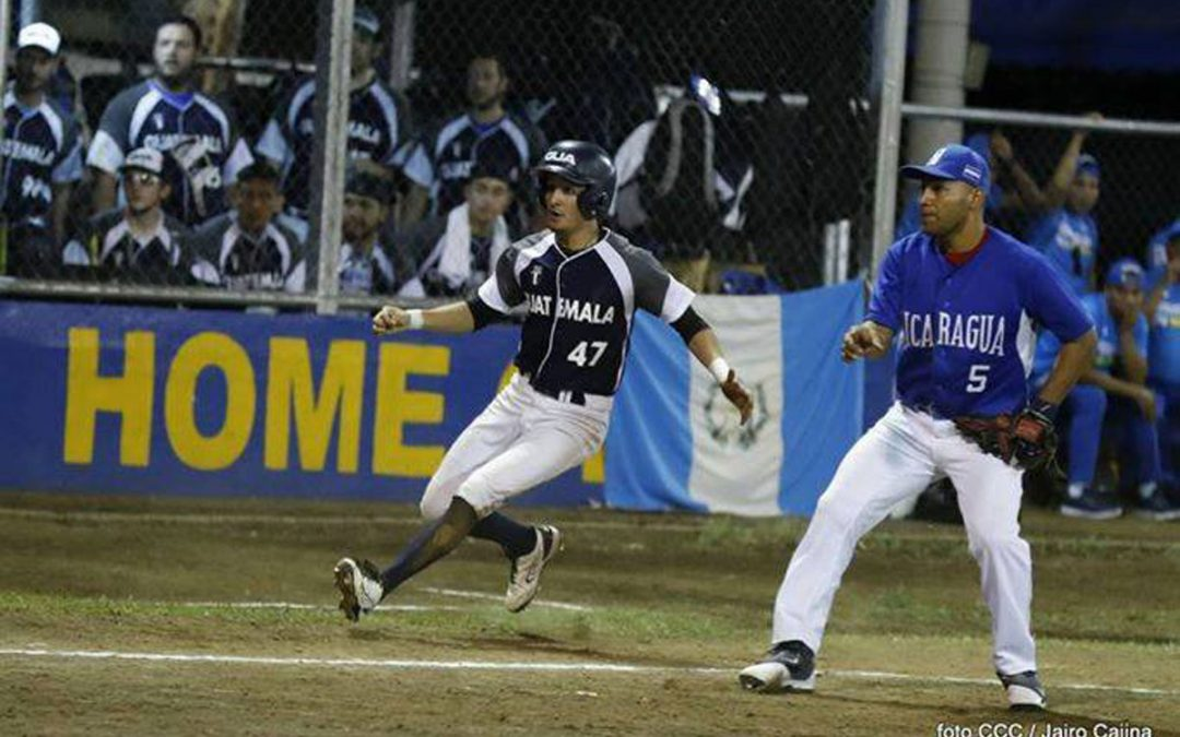 Guatemala dominates at Central American Games Softball competition