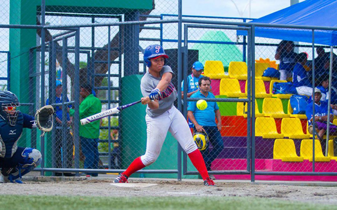 Central American Games Softball competition advances into playoffs