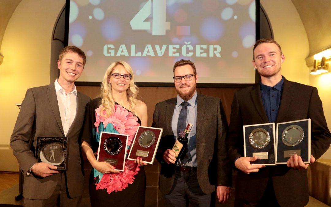 Czech Softball announces Annual Award winners at Gala