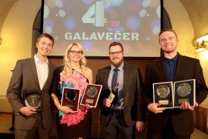Softbol Checo anuncia ganadores de Premios en Gala Anual