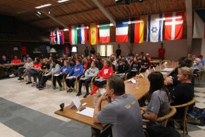 ESCA camp hosts 12 nations for intensive training