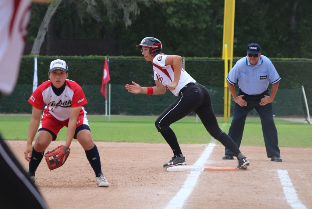 Championship Round opens with two extra inning thrillers at WBSC Jr. Women's Softball World Championship