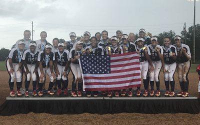 Jonrones da ponder a USA para el Oro en el Campeonato Mundial de Softbol Junior Femenino WBSC