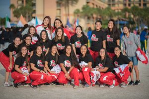 Peru earns first-ever win at WBSC Junior Women's Softball World Championship