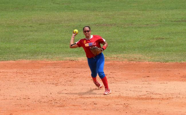 Pan American Women's Softball Championship Playoffs begin tomorrow