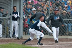 Eight nations remain in medal contention at WBSC Men's Softball World Championship as playoffs begin