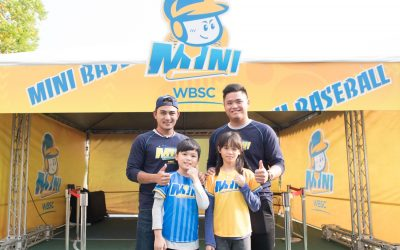 CTBA, WBSC launch Mini Baseball in Taiwan; local MLB players to serve as Ambassadors