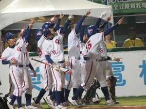 Chinese Taipei outscores Brazil after the opening ceremony of the U-12 Baseball World Cup