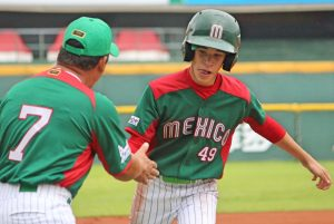 Mexico and Czech Republic surprise in the second day of the U-12 Baseball World Cup