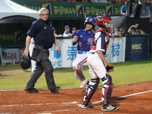 Chinese Taipei overpower Czech Republic in only game played in Day 4 of the U-12 Baseball World Cup