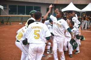 U-12 Baseball World Cup: 3 to compete for seventh place in the consolation round