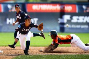 U-18 ベースボールワールドカップ 日本とアメリカスーパーラウンド進出