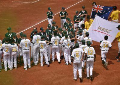 20170805 U-12 Baseball World Cup Australia-South Africa