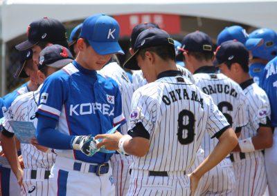20170805 U-12 Baseball World Cup Japan Korea