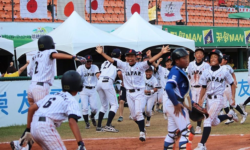 Japan walks it off against Korea, stays in the race for the final of the U-12 Baseball World Cup