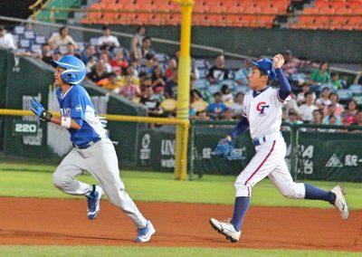 20170805 U-12 Baseball World Cup trap Chinese Taipei vs Nicaragua