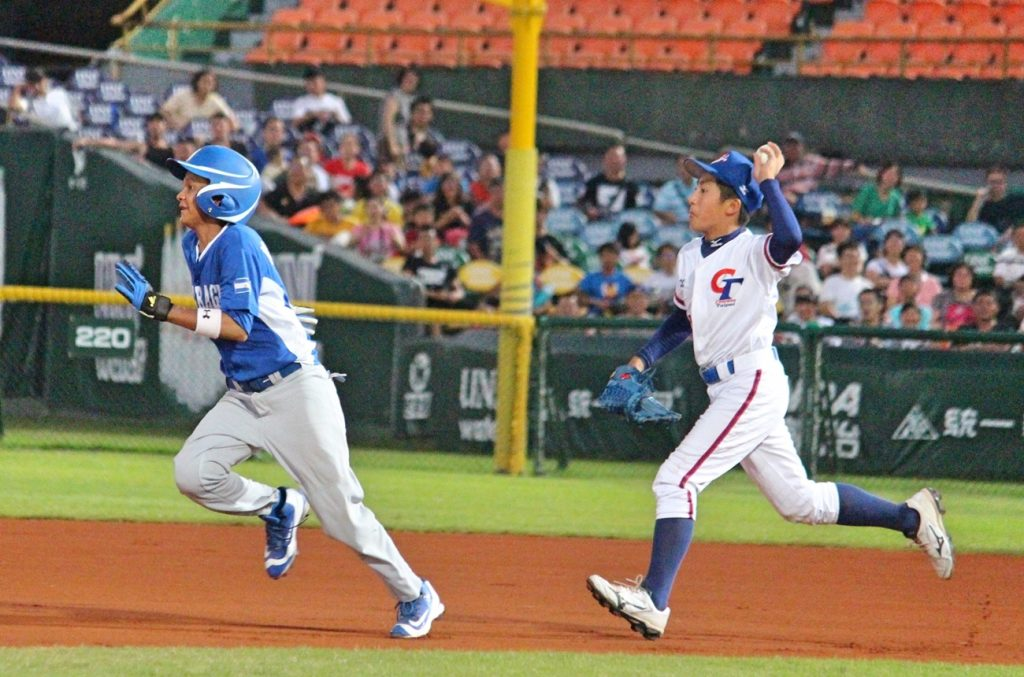 Chinese Taipei win, will face USA in gold medal game of U-12 Baseball World Cup. Japan, Mexico to play for bronze