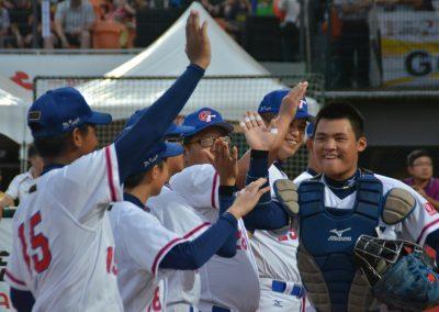20170806 U-12 Baseball World Cup Pai Chen An Chinese Taipei presentation before final
