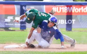 Italy, Chinese Taipei, The Netherlands begin with wins the consolation round of the U-18 Baseball World Cup