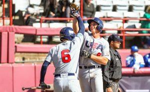 アメリカがが韓国を制してスーパーランドトップ U-18ベースボールワールドカップ