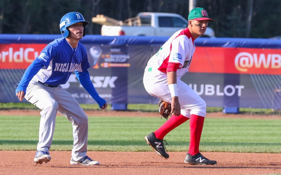 Netherlands, Chinese Taipei, Nicaragua end with wins the consolation round of the U-18 Baseball World Cup