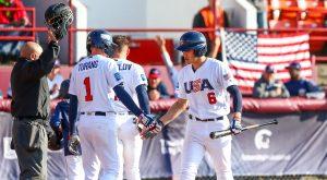 アメリカが無敗のまま決勝へ進出 U-18 ベースボールワールドカップ
