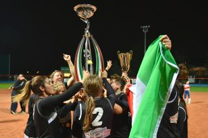 European Women's Softball: Forlì wins in Italy, Mannheim champions of Germany
