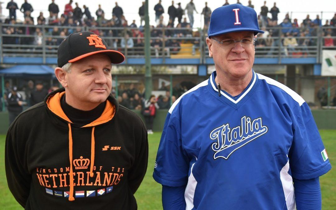 Italy win the European Baseball Series