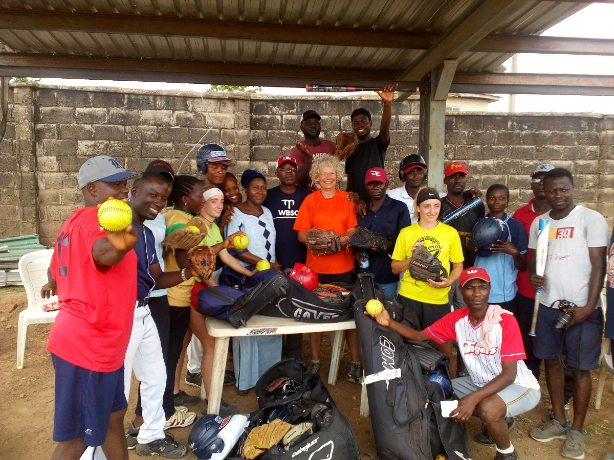 奈及利亞努力發展棒球及壘球