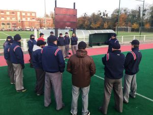 French Speaking Association organises baseball and softball umpiring clinic in Paris