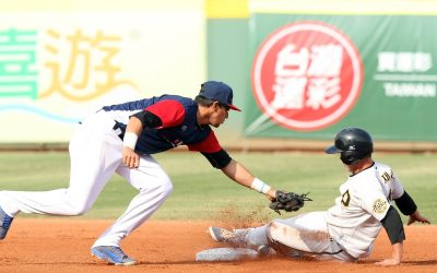 Team WBSC will play for fifth place in the Asia Winter Baseball League