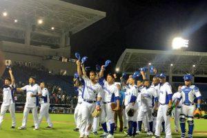 Nicaragua y Panamá son los equipos a batir en el torneo de béisbol de los Juegos Centroamericanos